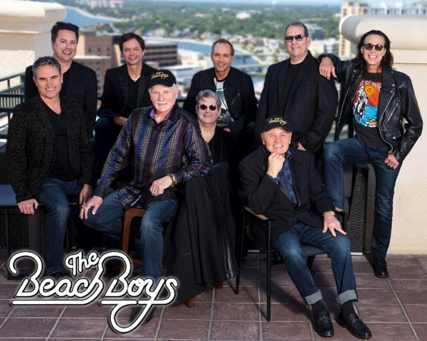 2019 Beach Boys Band